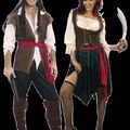 Costumes pirates