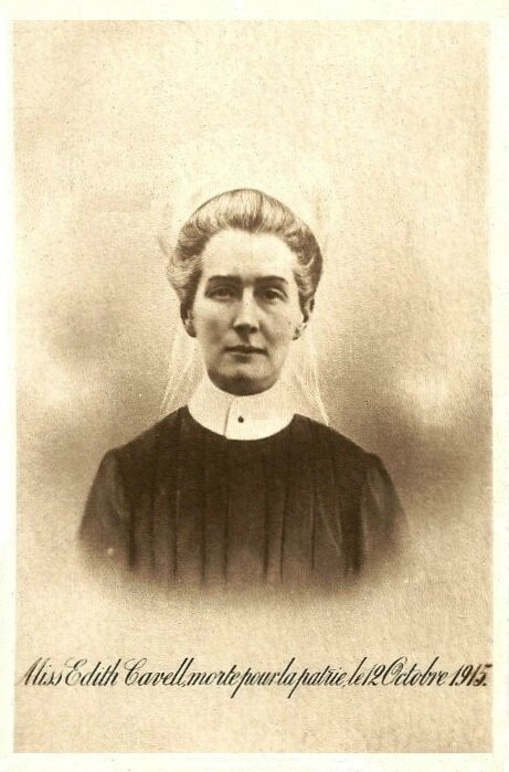 Edith Cavell, l'infirmière martyre (1)