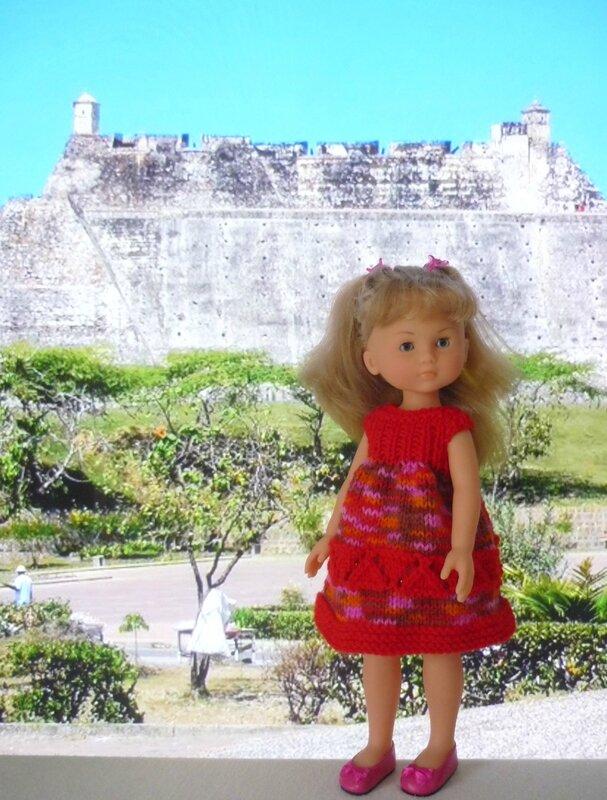 Carthagène castillo de San Felipe (4)