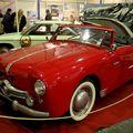 Panhard dyna junior X 87 cabriolet de 1952 (23ème Salon Champenois du véhicule de collection) 01