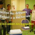 Elections au CVS (groupe Nord)