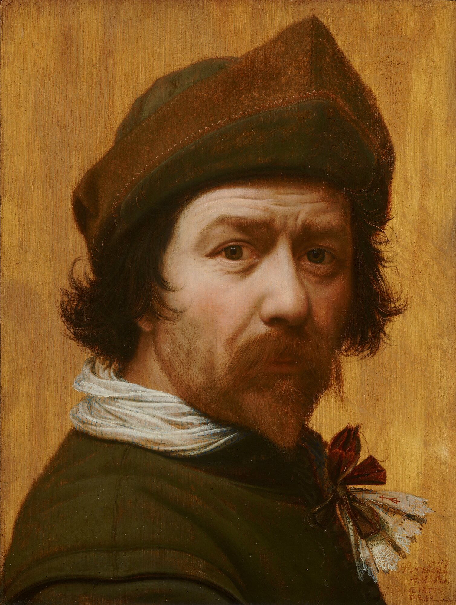 Exhibition Dutch Self-Portraits - Selfies of the Golden Age at the Mauritshuis in The Hague