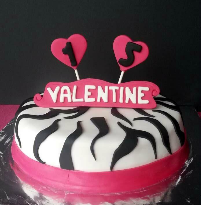 gâteau chocolat vanille fraise
