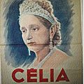 Affiche magie magic posters celia magie prestidigitation illusionnisme