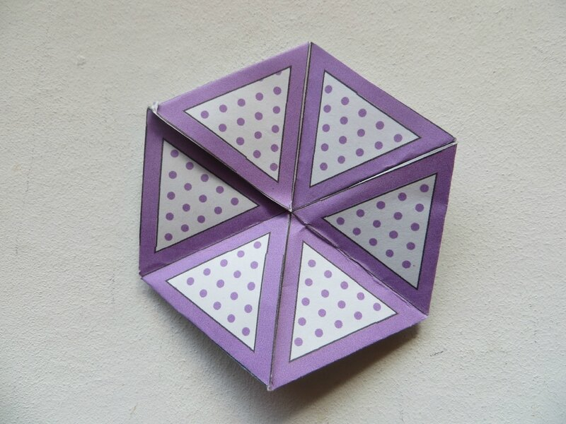 Flexagones (3)