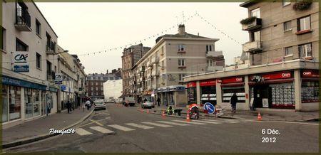 Rouen - Rue Saint-Sever - a
