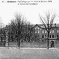 AVESNES-Le Collège