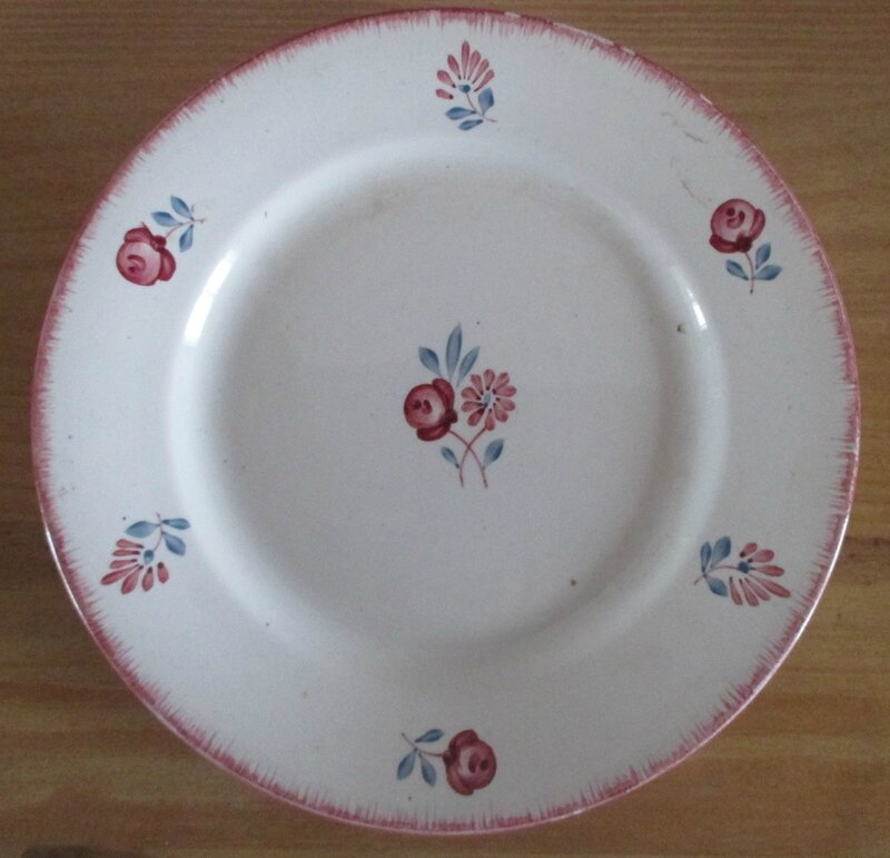Ass plate Line face