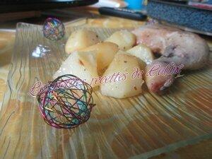 poulet aux saveurs de Provence06