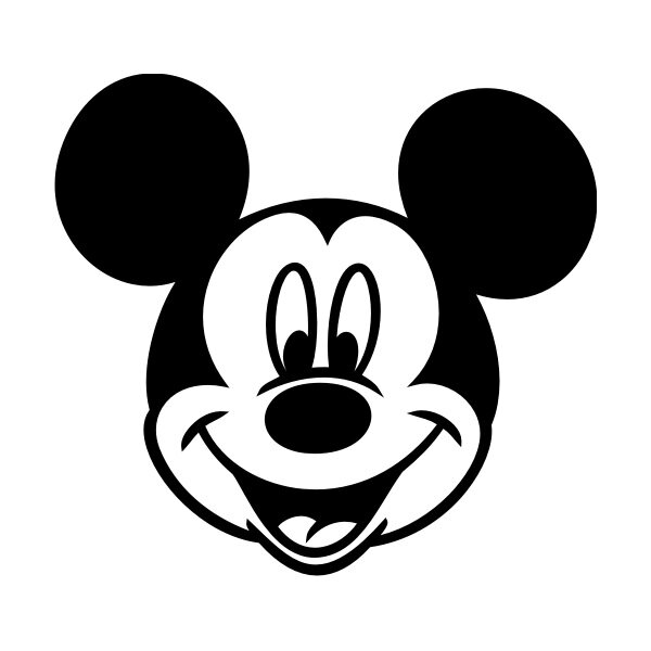 G teau t te de mickey ve et ses mix - Dessiner mickey ...