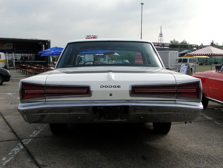 DODGE Monaco 4door Sedan 1966 Motoren und Power Lahr 2010 4