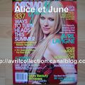 Cosmo Girl-couverture n°1 (juin-juillet 2007)