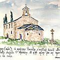 Chapelle Ste Madeleine à Pezens