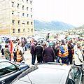 Dauphiné libéré : la manifestation du 30 avril 2014