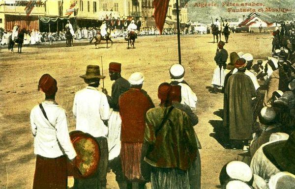 Algérie fantasia
