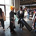 Cosplayers Bleach