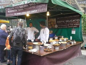 Borough Market STAND 04 arabica food