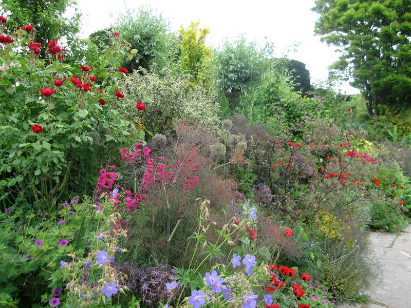 Great dixter garden photo de le jardin anglais great dixter garden mon - Photos de jardins anglais ...
