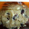 Cookies moelleux au chocolat blanc