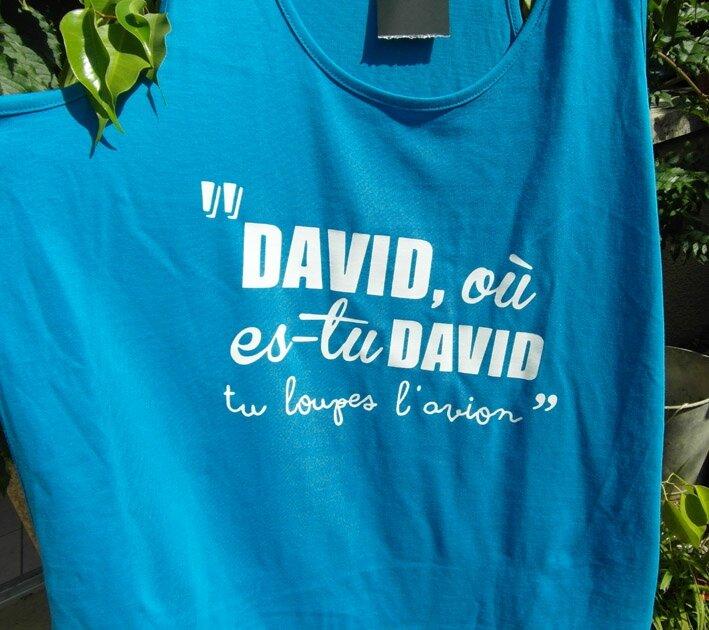 david de près