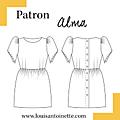 Concours robe alma