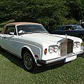 ROLLS ROYCE Corniche cabriolet 1982 Baden Baden (1)