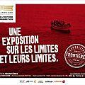 Frontières - mnhi 2015