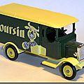 Altaya Corgi 23 Morris Van Boursin 1