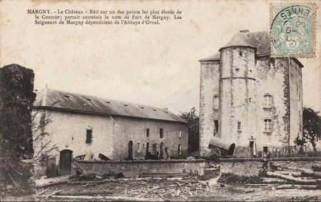 Margny le Chateau