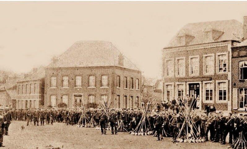 FOURMIES 1891