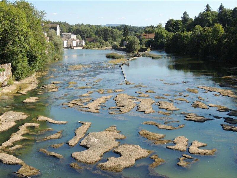 Marmites de Pont de Poitte