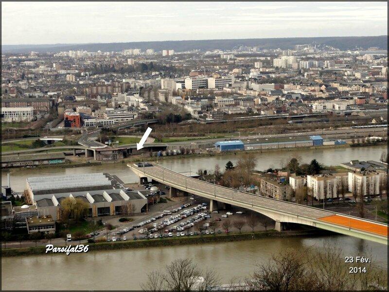 Pont Mathilde 23 Fév