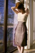 favourite frills skirt