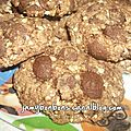 Cookies chocapic