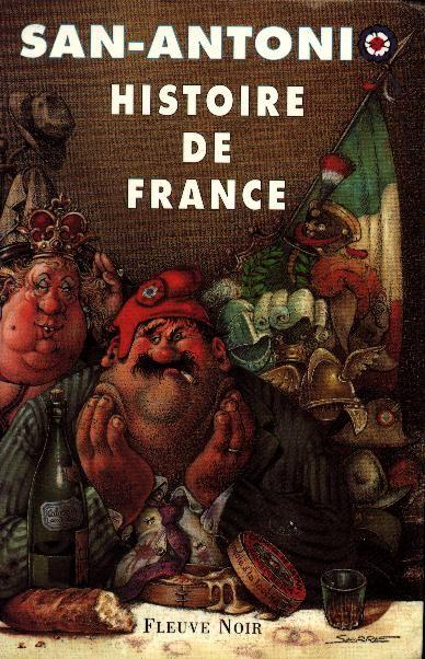 san_antonio___histoire_de_france