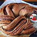 Kringle estonien (et noël vegan, de marie laforêt)