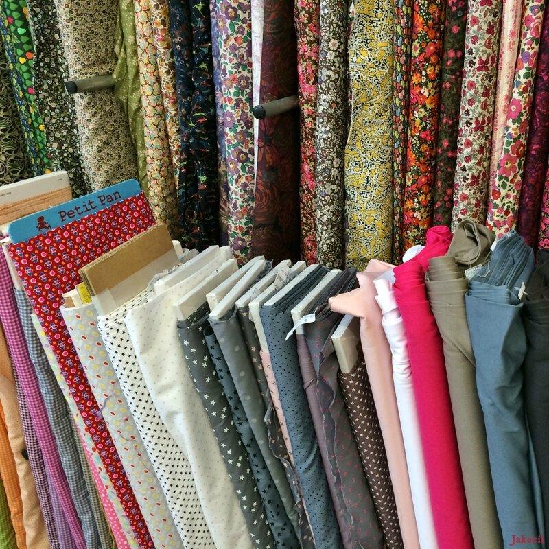 Vente de laines à Rennes - Ecolaines - Couture 3 - Jakecii