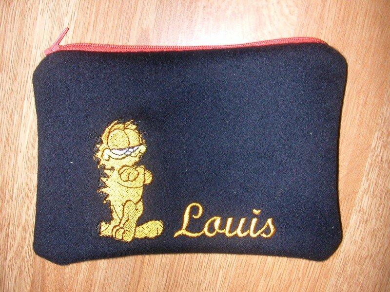 petites trousses pour LOUIS