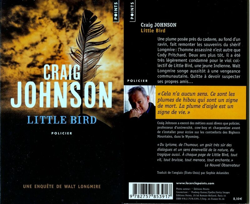 2-little Bird - Craig Johnson