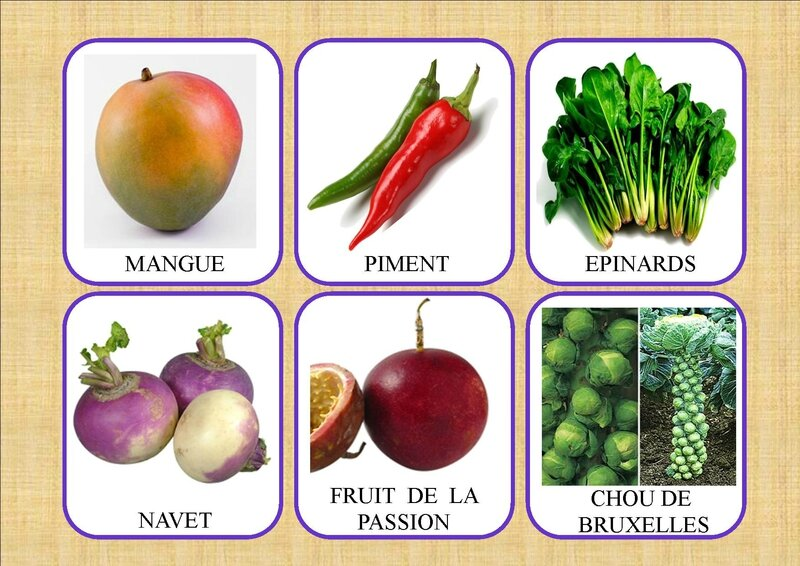 fruits légumes entiers 9