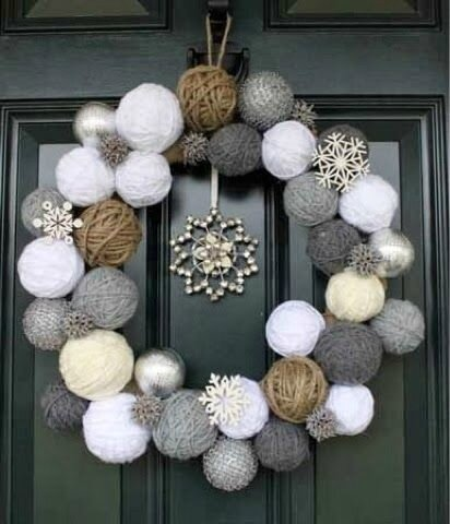 fcac7b7b5473954ec5aaf24958bbb3d7--indoor-wreath-styrofoam-ball