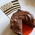 Mini gâteau de crêpe au noccialata