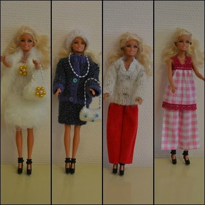 mix Barbie Marie-Claire