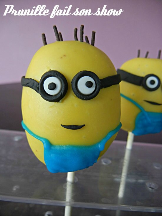 1cakepops minion prunillefee