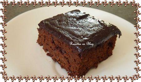 gâteau double chocolat corsé micro ondes2
