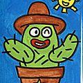 n° 337, cactus, ok