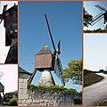 Moulins de Montsoreau