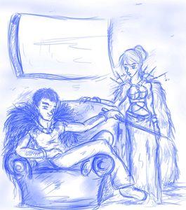 Lamia et Gerda