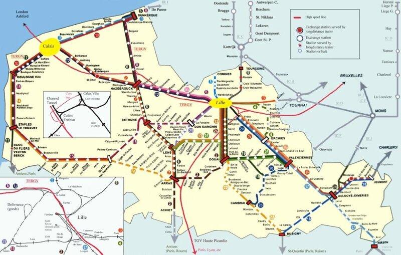 carte_nord_pas_de_calais_train_detaillee_liaison