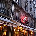 Le Bistrot Paul Bert - Paris 11